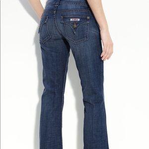 Hudson Jeans Signature Bootcut Flap sz 26